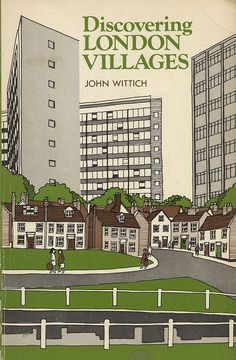 vintage everyday: This is London - Vintage Book Covers