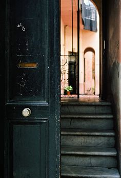 Doors of Buenos Aires, Argentina.#architecturalhardware #homerenovation www.motherofpearl.com