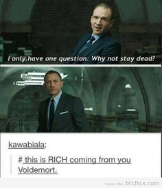 Oh, Voldemort | Funny Pictures