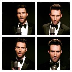 Adam Levine for Maroon 5's new music video Sugar !