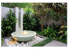Modern Water Features For Small Gardens Home Dignity And Feature Garden 2017 Ideas