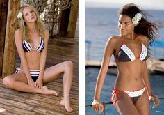 Glick 2010 Marine  #glick #summer #bikini #catalogue #swimwear