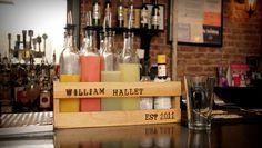 Astoria Bar, William Hallet