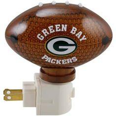 Green Bay Packers Football Nightlight