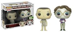 Here's Part Two of our ECCC reveals! In case you missed it, here's Part One! Don't forget that you must enter this online raffle in order to win a priority ticket with a reserved time to visit the Funko booth at ECCC!A list of shared exclusives will be announced the week of the show!Pop! Ride: Hanna-Barbera - Hong Kong Phooey (3000pc LE)Pop Television: Stranger Things - Eleven & Barb 2-packPop! Hanna-Barbera: DynoMutt (3000pc LE)Pop! Hanna-Barbera: Blue Falcon (3000pc LE)P...