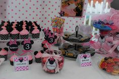 Minnie Mouse Birthday Party Ideas | Photo 7 of 21 | Catch My Party