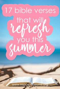 Summer is just around the corner and the heat and sun will be in full swing. We usually freshen up with a lemonade, go to the beach and sit down to read a good book. That would be my case of course…