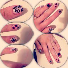 Different patterns!!