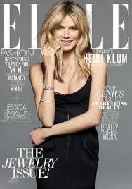 Elle Magazine, fashion, beauty AND great articles/writing.
