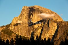 Half Dome - Golden Glow | Yosemite National Park | © Jay Moore Photography