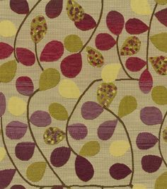 Upholstery Fabric-Richloom Studio Bayberry Mulberry & Upholstery Fabric at Joann.com