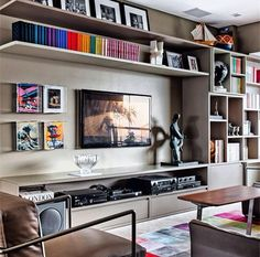 rack e estante meuble sejour meuble tele meuble maison decoration maison mur