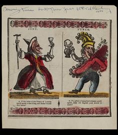 The George Speaight Punch & Judy Archive The Victoria & Albert Museum