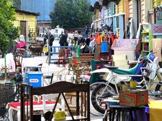 Top 5 Flea Markets around the world from Paris to Istanbul - Swide  Mercantic, Barcelona, Spain