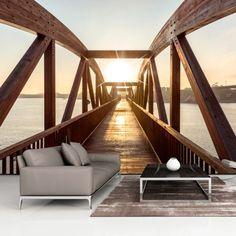 Fotótapéta  Bridge of the Sun