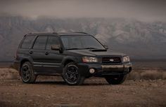 ('03-'05) Blue Fox Journal 2.0 - Subaru Forester Owners Forum