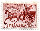 Postzegel_NL_1943 JAN STRUBE
