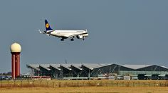 #Airplane #Plane #PlaneSpotting #AirportGdansk #Airport #Lufthansa ; photo: Andrzej Byczkowski
