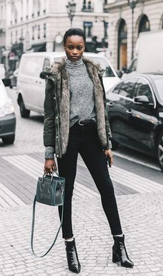 Forget the other rules. These are the only three things you need to know to pull off a strong outfit.