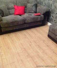 Natura Lifestyle 8mm New England Oak Laminate Flooring