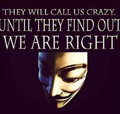 Most people who made a difference were called crazy at one point