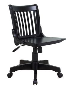 Awesome Kitchen Desk   Just Simply Furniture   Armless Bankers Wood Swivel Chair  Black Finish, $129.99 (http://www.jsfonline.com/armless Bankers Wood Swiveu2026
