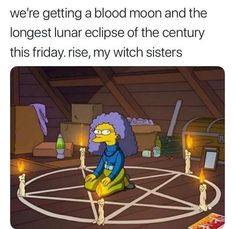 Rise, my witch sisters