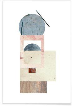 Iva 03 en Affiche premium par The Home Office Studio | JUNIQE