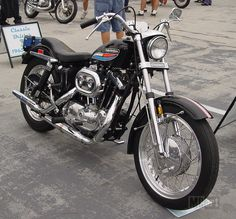 Harley Davidson News – Harley Davidson Bike Pics Harley Davidson Sportster, Ironhead Sportster, Harley Davidson Custom Bike, Harley Davidson Helmets, Custom Sportster, Custom Bobber, Custom Harleys, Custom Bikes, Antique Motorcycles