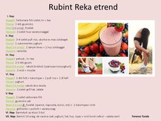 Rubint Reka etrend Fit Board Workouts, Running Workouts, Forever Living Products, Health Eating, Healthy Lifestyle, Fitness Motivation, Health Fitness, Food And Drink, Nutrition