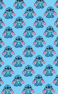 Imagem de wallpaper, stitch, and background