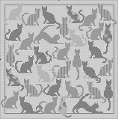 I'm gonna use some of these guys in a filet crochet pattern!!! Perfect for cross stitch, plastic canvas or like me,