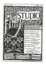 The studio cover, 1893