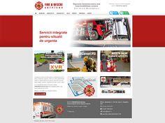 FIRE&RESCUE Services ofera gama completa de servicii pentru situatii de urgenta