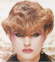 1980 Frisuren Der Frauen Der Frauen Frisuren Haar Styling Frisur Fotos Schonheit