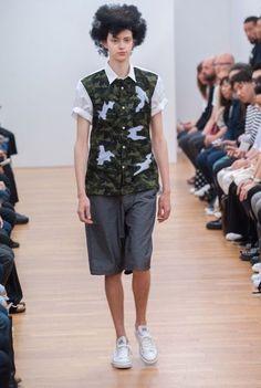 Comme des Garcons Shirt Spring/Summer 2016 Menswear Collection 39