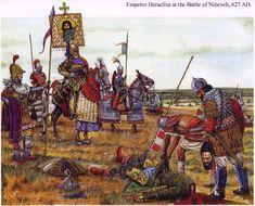 heraculius-at-the-battle-of-ninevah-stormfront-org-forums.jpg (1079×872)