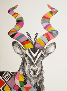 Voor aan de muur: De kleurrijke mode-illustraties van Emma Gale