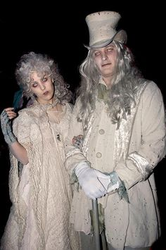Victorian Ghost Costumes