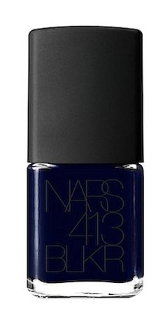 Makeup Preview: NARS 413 BLKR Cosmetics Collection: New Shades Deep Rose Brown Lipstick, Midnight Blue Nail Polish