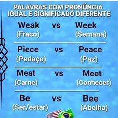 Reasons to Learn Brazilian Portuguese English Help, English Course, English Tips, English Study, English Class, English Lessons, English Vocabulary Words, English Words, English Grammar