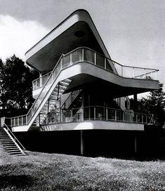 Villa Schminke by Hans Scharoun 1933