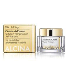 ALCINA Vitamin A Cream Effective Care