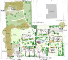 Lilac Low Impact Living Affordable Community, Leeds. One of the first, 2012, and largest cohousing masterplans in the UK.