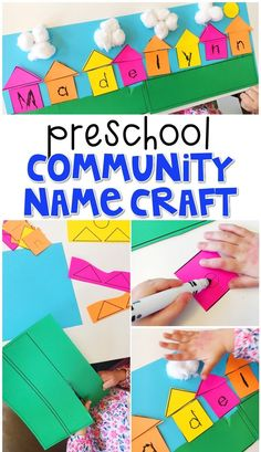 Preschool: Community - Mrs. Plemons' Kindergarten