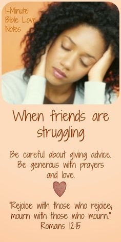Have you ever had friends quit communicating with you when you were going through a difficulty with your children, marriage, or health? Or have you been one of those people? This devotion offers the best way to deal with friends who are struggling. Bible Quotes, Bible Verses, Scriptures, Bible Love, Love Notes, Christian Quotes, Christian Life, Way Of Life, Good Advice