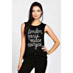 http://www.salediem.com/shop-by-size/small/boxy-jersey-top.html Sale Diem  #salediem #blackandwhite #fashion