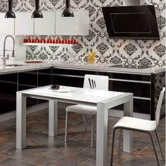 En cuál de estas mesas de cocina de Mobles Cambrils servirías tu receta de cocina?
