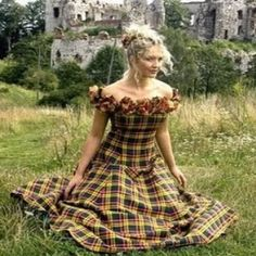 Celtic Fashion In The 14th Century love the fashion of my roots