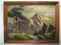 Title Mountain Majesty  Manufacturer Craft Master  Kit Series Gallery 441-52  Catalog number GS-449